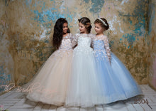Load image into Gallery viewer, Beth Flower Girl Dress