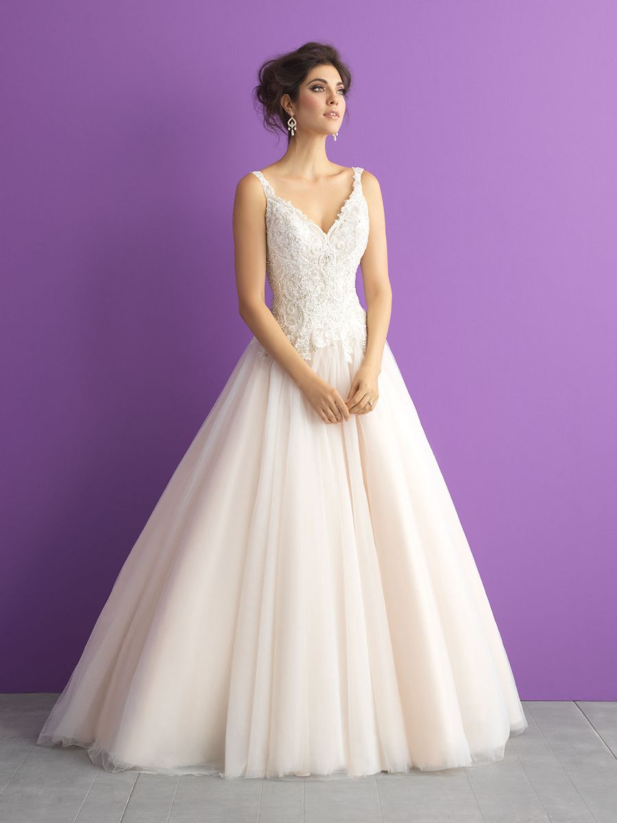 Nicole Bridal Gown