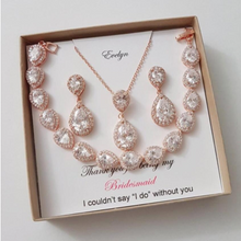 Load image into Gallery viewer, Full pendant gift set