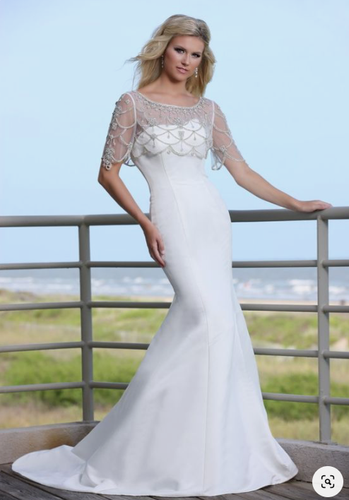 Zandra Bridal gown