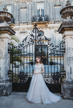 Load image into Gallery viewer, Pearl Bridal Gown