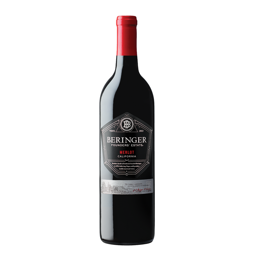 Beringer Founders' Estate Merlot 2017