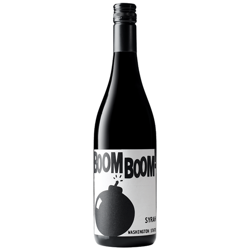 Boom Boom Syrah 2017, Columbia Valley