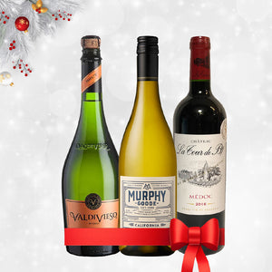 Entertaining Must-Haves Wine Trio