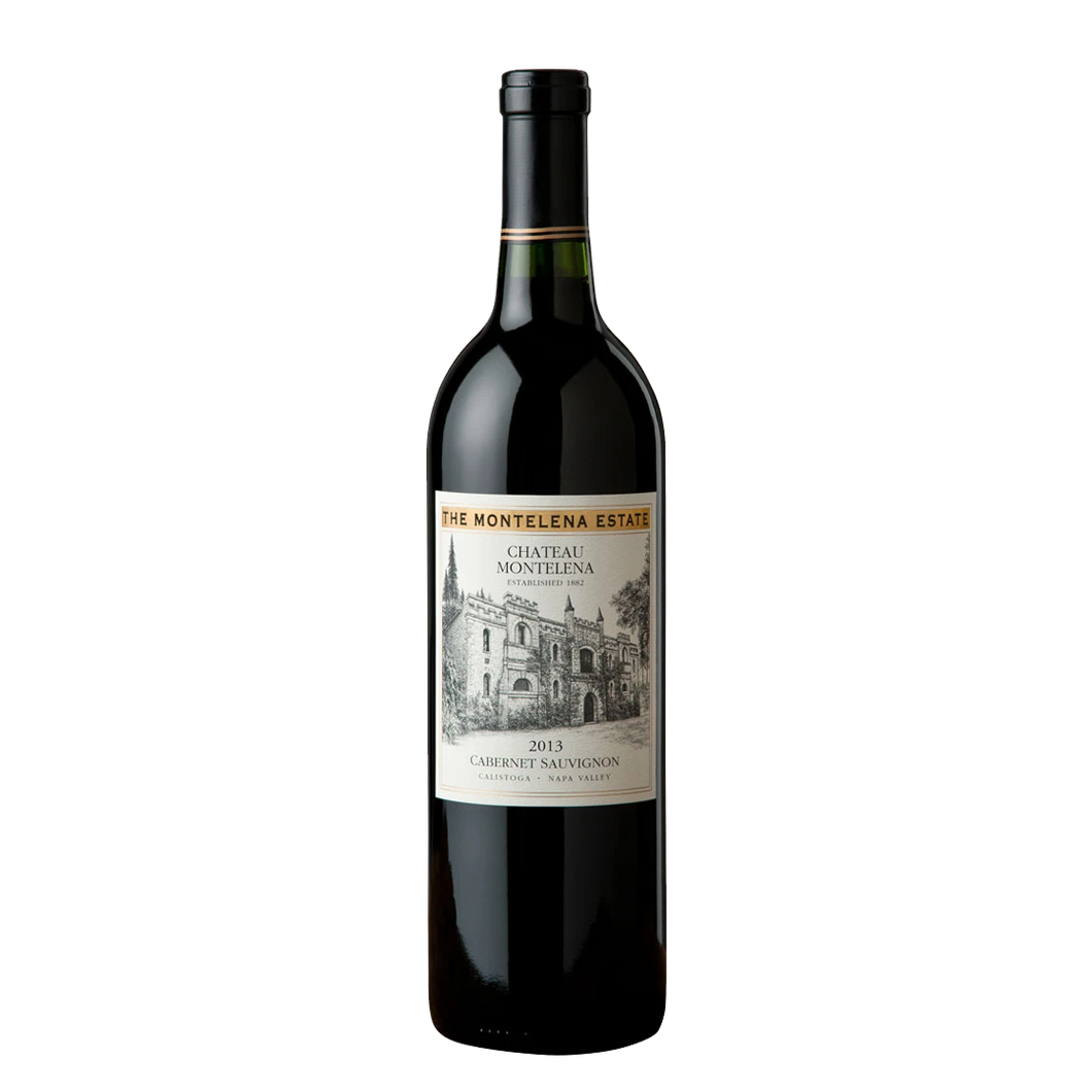 Chateau Montelena Estate Cabernet Sauvignon 2013, Napa Valley