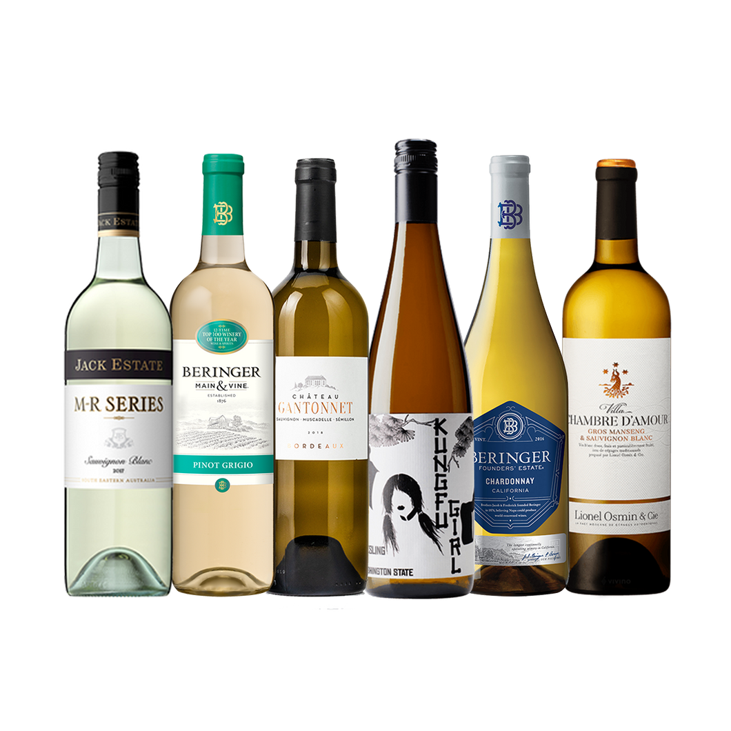 White Wine Discovery Case