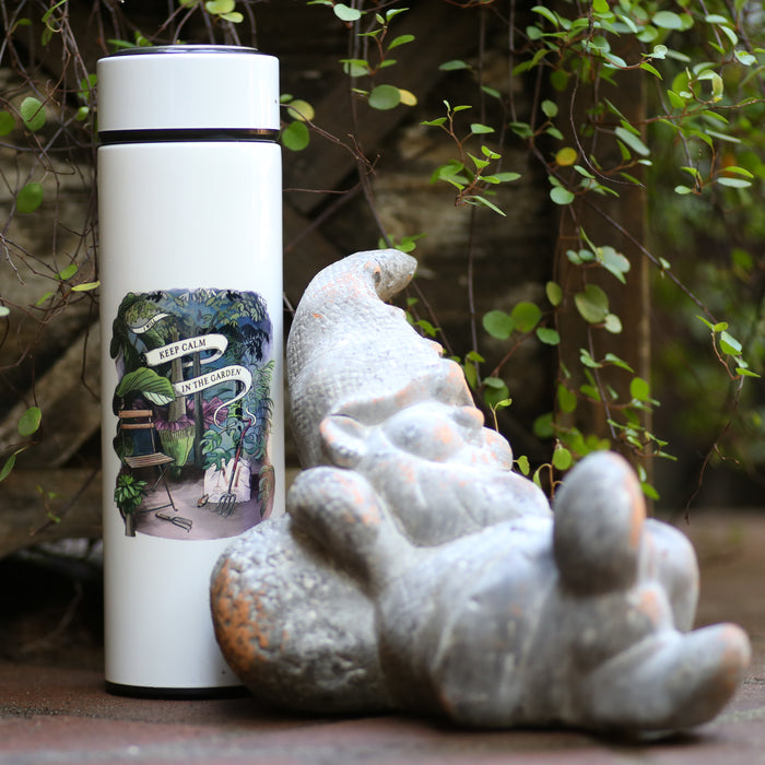 NEW! Melisse & Co. Garden Lover's Thermos