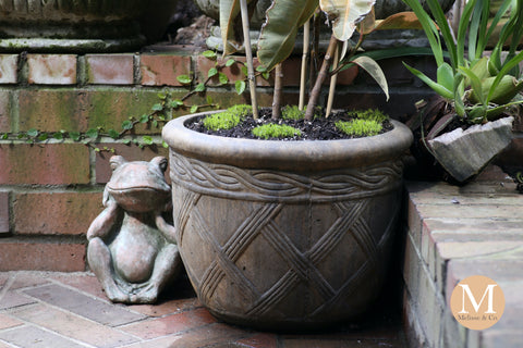 Melisse & Co. - Ways to Style Your Garden with Garden Art
