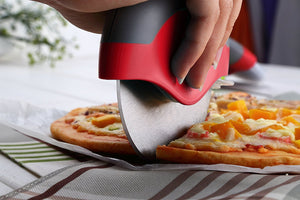 Best Pizza Cutter Ever! WPPO HD Roller Pizza Cutter. - WPPO LLC Direct - Wood Fired Pizza Ovens