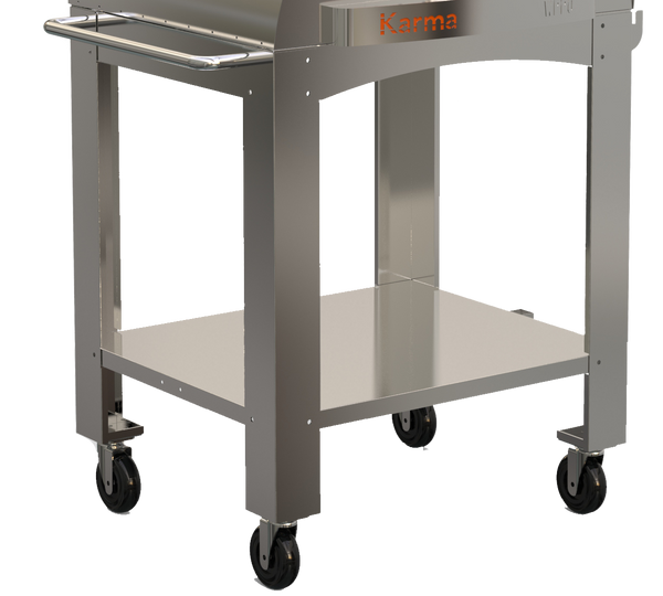 Karma 42 Stand / Cart - WPPO LLC Direct - Wood Fired Pizza Ovens