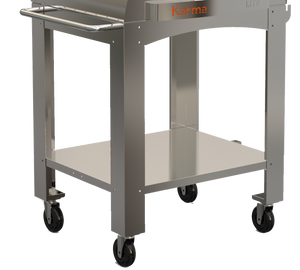 Karma 32 Stand / Cart - WPPO LLC Direct - Wood Fired Pizza Ovens