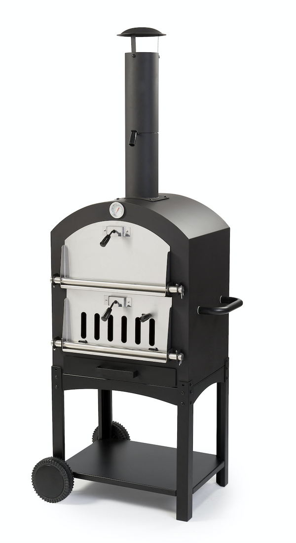 Wood Fired Garden Oven, Standalone with pizza stone. - WPPO LLC Direct - Wood Fired Pizza Ovens