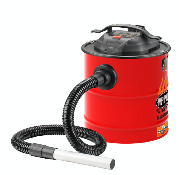 Ash Vacuum with Accessories. 1200 Watts of power. - WPPO LLC Direct