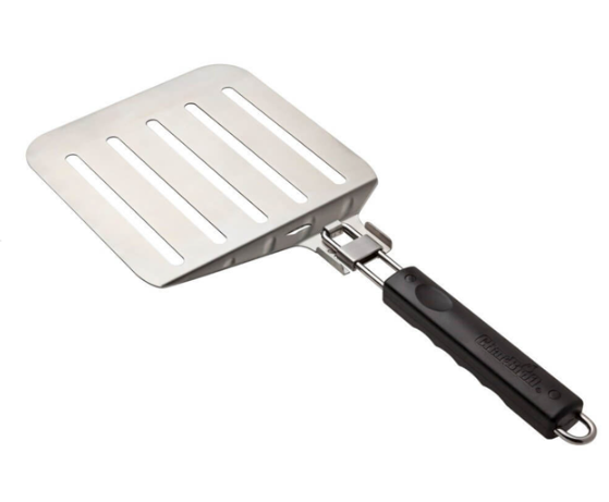 "Char-Broil 10"" Folding Pizza Peel or Huge Spatula. - WPPO LLC Direct - Wood Fired Pizza Ovens"