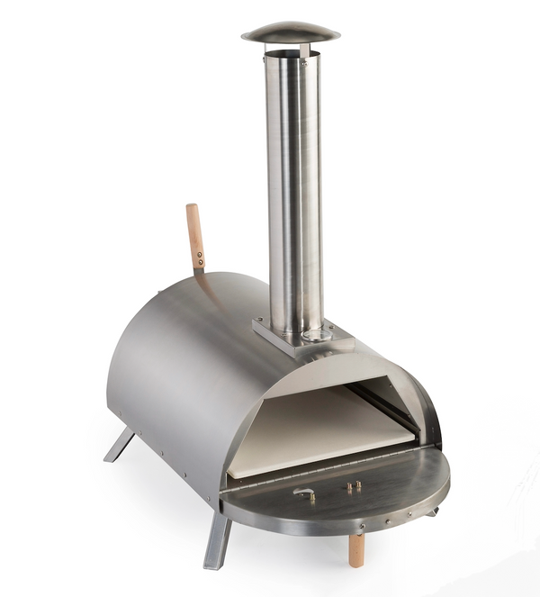 The Best Portable Wood Fired Pizza Oven, WPPO- Lil Luigi Kit Professional. - WPPO LLC Direct - Wood Fired Pizza Ovens