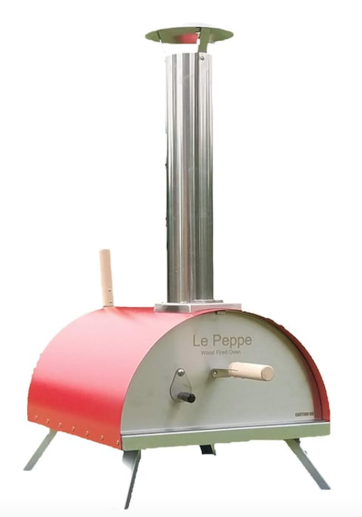 Portable Wood Fired Pizza Oven, WPPO Le Peppe, #1 Seller. - WPPO LLC Direct