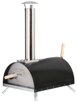 WPPO Llc Le Peppe portable wood fired pizza oven with Peel - WPPO LLC Direct - Wood Fired Pizza Ovens