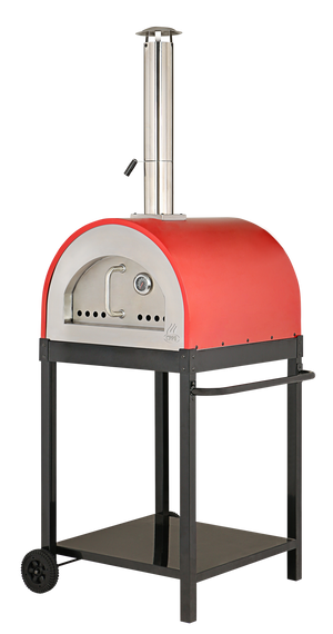 "Wood Fired Pizza Oven Includes Stand, Traditional 25"" - WPPO LLC Direct - Wood Fired Pizza Ovens"