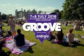 We will be Groove Festival this weekend  - Can´t wait!!