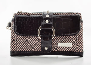 Purse - Kash & Karee Black/Natural