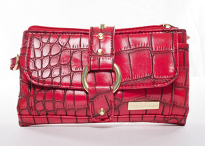 Purse - Kash & Karee - Red