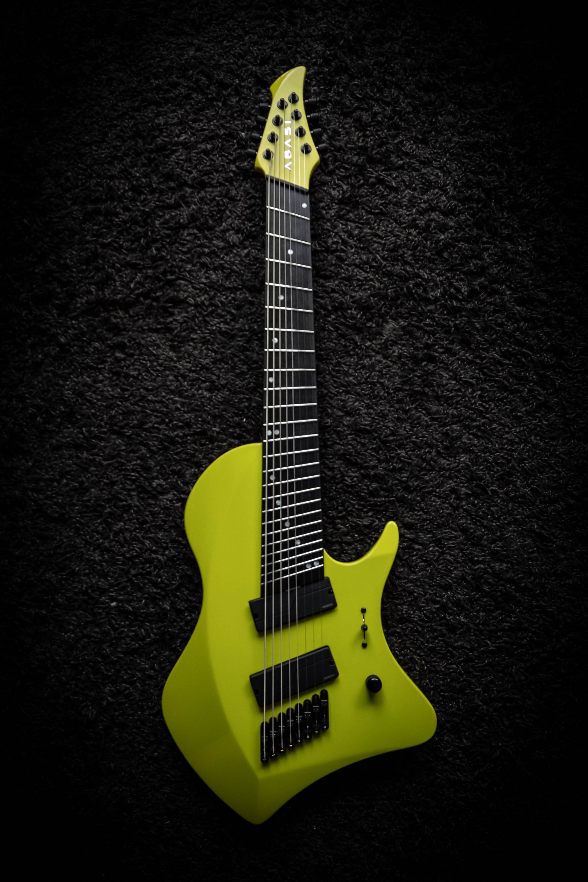 LARADA 8 // Master Series // Acid Green (Richlite FB)