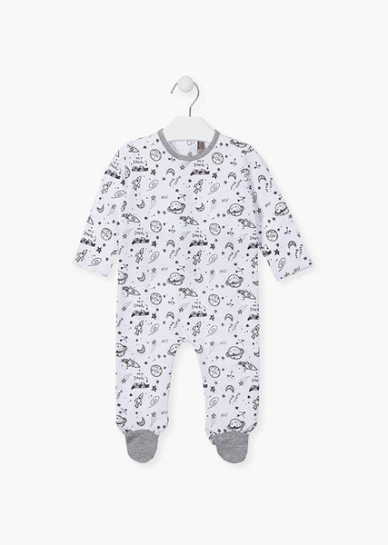 Pijama space Losan