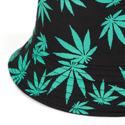 NEW WEED BUCKET HAT