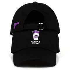 dad hat Lean Cup Embroidery unisex baseball cap