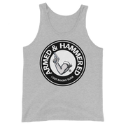 ARMED & HAMMERED  TANK TOP