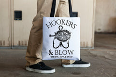 BEACH BAG HOOKERS & BLOW