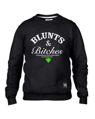 BLUNTS AND BITCHES