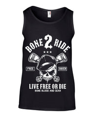 BONE 2 RIDE TANK TOP