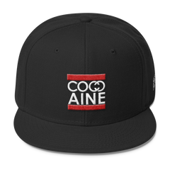 RUN COCAINE SNAPBACK