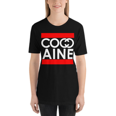 LADIES RUN COCAINE DMC TEE