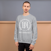 DIAMOND WREATH LOGO SWEATSHIRT