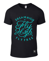 FLY HIGH MENS TEE