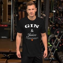 GIN & JUICE MENS TSHIRT
