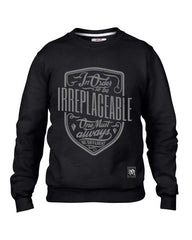 IRREPLACABLE CREWNECK SWEATSHIRT