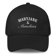 MARYJANE & MUNCHIES DADS HAT