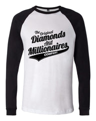 DIAMOND CLUB RAGLAN TSHIRT
