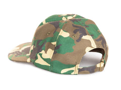 TRAP LORD CREST DAD CAP IN MILITARY CAMO