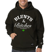 BLUNTS & BITCHES HOODIES
