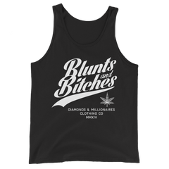 BB BLUNTS & BITCHES TANK TOP