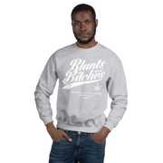 BB BLUNTS & BITCHES SWEATSHIRT CREWNECK