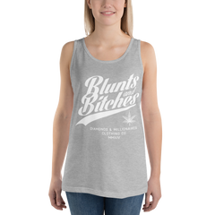 WOMEN'S  BB BLUNTS & BITCHES TANK TOP