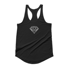 COCAINE & CAVIAR LADIES RAZOR TANK
