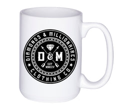 DIAMOND CROSS COFFEE MUG