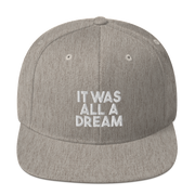 IT WAS ALL DREAM SNAPBACK