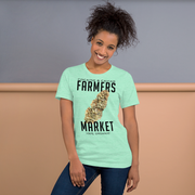 LADIES FENDERS FARMERS MARKET TEE